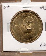 Monnaie De Paris : La Montagne Des Singes 40 Ans - 2009 - Monnaie De Paris