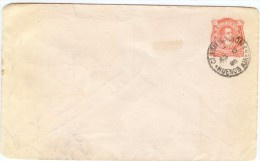 "LMM13 - ARGENTINE EP ENVELOPPE RIVADAVIA 5c  OBL. ""CLASIFICACION"" BS.AS AOÛT/ ??/ ?? - Entiers Postaux"