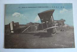 AVION DE BOMBARDEMENT LIORE OLIVIER - L. E. O. B. N. 3. - 13 - 1914-1918: 1ère Guerre