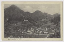 Gruß Aus Markt Tüffer - Laško, Lasko - 1918 - Slovenia