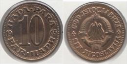 Yugoslavia 10 Para 1965 Km#44 - Used - Jugoslavia