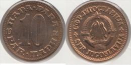 Yugoslavia 10 Para 1974 Km#44 - Used - Jugoslavia