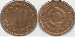 Yugoslavia 10 Para 1976 Km#44 - Used - Jugoslavia