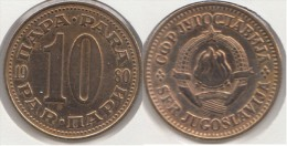 Yugoslavia 10 Para 1980 Km#44 - Used - Jugoslavia