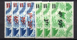 1/ Cote Des Somalis :  N° 254 à 260  Neuf XX , Cote : 9,00 € , Disperse Trés Grosse Collection ! - Côte Française Des Somalis (1894-1967)