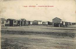- Ref - G756 - Aude - Gruissan - Ensemble Des Baraques -  Chalet - Chalets - - Autres Communes