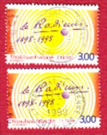 Découverte Du Radium Lot De 2 - France