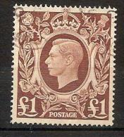 Great Britain 1948 -  King George VI - 1902-1951 (Kings)