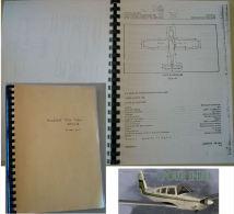 """MANUEL DE VOL AVION """" PIPER TURBO ARROW IV"""" - Manuals"""