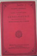 FRANCE GENDARMERIE - LIVRE GUIDE FORMULAIRE 1936 - Police