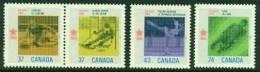"-Canada-1988-""Olympic Winter Games"" MNH  (**) - 1952-.... Reign Of Elizabeth II"