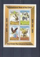 140020776  ZAMBIA  YVERT   HB  Nº   5  **/MNH - Zambia (1965-...)