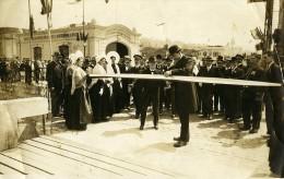 France Boulogne Sur Mer Inauguration Société De Secours En Mer Ancienne Photo 1920 - Unclassified