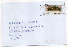 Espagne--2004--Lettre D'Espagne (CACERES) Pour La France --vignette Affranchissement San Sebastian-Donostia 0.51€ - 1931-Aujourd'hui: II. République - ....Juan Carlos I
