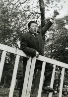 France Paris Acteur Chanteur Francis Blanche Ancienne Photo Lynx  1960 - Famous People