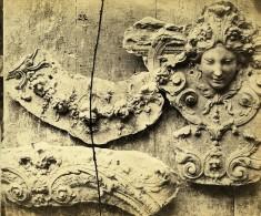 France Sculptures Du Château De Bercy Dans L'atelier Du Sculpteur Rouyer Photo Durandelle 1860