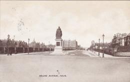 HOVE, Antwerp, Belgium, PU-1917; Grand Avenue - Hove