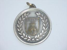 Médaille TOSSA - MERO DE ORO -1968- TOSSA DE MAR  **** EN ACHAT IMMEDIAT **** - Professionnels/De Société