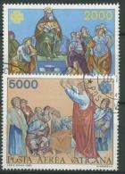 Vatikan 1983 Weltkommunikationsjahr 842/43 Gestempelt - Vaticano (Ciudad Del)
