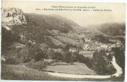PRETIN Vallée Environs De Salins Les Bains N° 1211 - Cpa Jura - Frankrijk