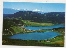 SWITZERLAND - AK 237328 Le Pont, Lacs De Joux Et Brenet - Mont Blanc Et Dents Du Midi - VD Vaud