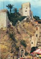 CPM - 06 - ROQUEBRUNE-CAP-MARTIN - Dans Le Vieux Village, Le Château - Roquebrune-Cap-Martin