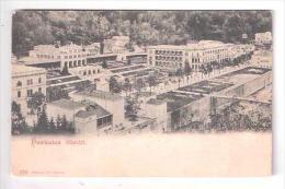 ROMANIA HERKULES FURDO BAILE HERKULANE  Roumanie Roemenie EARLY UNDIVIDED BACK - Rumänien