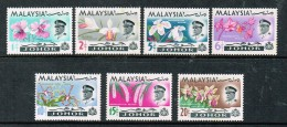 JOHOR 1965 ORCHID'S - Malaysia (1964-...)