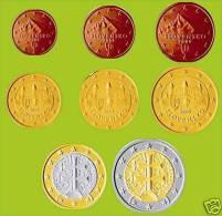 ESLOVAQUIA / SLOVENSKO  2.009  Tira/Set  8 Monedas/Coins €uro  SC/UNC      DL-7827 - Sin Clasificación
