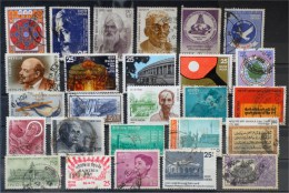 India-lot Stamps (ST396) - Collections, Lots & Séries