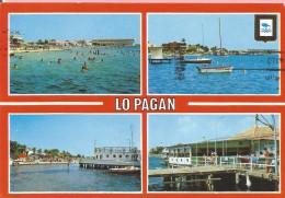 P773 - POSTAL - MAR MENOR - LO PAGAN - DIVERSOS ASPECTOS - Murcia