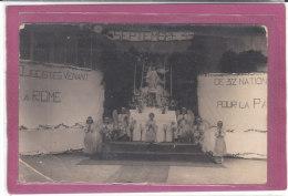 PROMESSE SCOUT A JEAN FOSSE  Le 18 Juin 1939 Et Procession De La Fête Dieu - Scouting