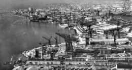 Carte Photo Aérienne Lapie.  SAINT NAZAIRE. LES CHANTIERS DE CONSTRUCTIONS NAVALES. - Saint Nazaire