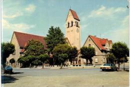 Strasbourg - Cronenbourg - L'église Saint Florent - Strasbourg