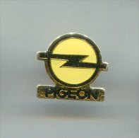 PINS AUTOMOBILE OPEL PIGEON / 33NAT - Opel