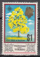 Trinadad And Tobago  Scott No. 157   Used    Year  1969 - Trinidad & Tobago (1962-...)