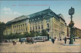 Wien/Vienna - Schottenring, Bank :) - Vienne