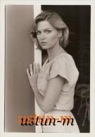 PARIS - JULLIET 1983 JEANE MANSON ORIGINALLY PHOTO.. - Célébrités