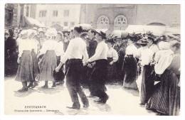 AK Luxemburg Echtenach Ungebraucht Foto Beilwald Prozession - Tänzer - Foto Bellwald - Echternach