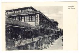 China - Shanghai - Tea Shops - Chine