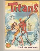 TITANS N°2 (10 Mai 1976) - Titans