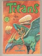 TITANS N°1 (10 Mars 1976) - Peu Courant - Titans
