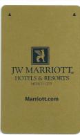 HOTEL JW MARRIOTT MEXICO CITY  , llave clef key keycard hotelkarte