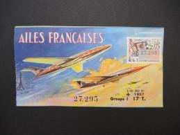 Billets De Loterie - Détaillons Jolie Collection - A Voir - Lot N° 8257 - Billets De Loterie