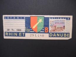Billets De Loterie - Détaillons Jolie Collection - A Voir - Lot N° 8259 - Billets De Loterie