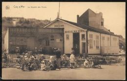 De Haan Coq S/mer Nels La Buvette Des Dunes - Rond 1934 - De Haan