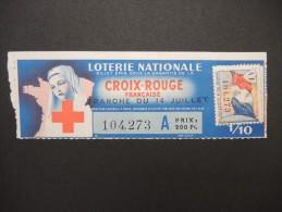 Billets De Loterie - Détaillons Jolie Collection - A Voir - Lot N° 8265 - Billets De Loterie