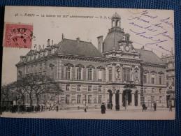"""""""""""    CPA  PARIS  //  MAIRIE  """"""""  Précurseur - Arrondissement: 19"""