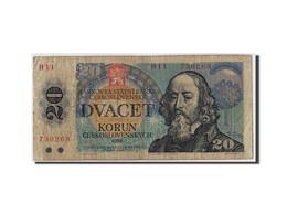 Tchécoslovaquie, 20 Korun Type Jan Amos Komensky - Tchécoslovaquie
