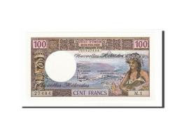 [#158416] Nouvelles-Hébrides, 100 Francs Type 1970 - Billets